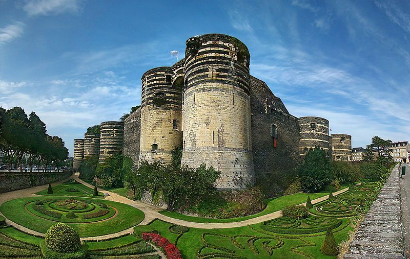 Angers château