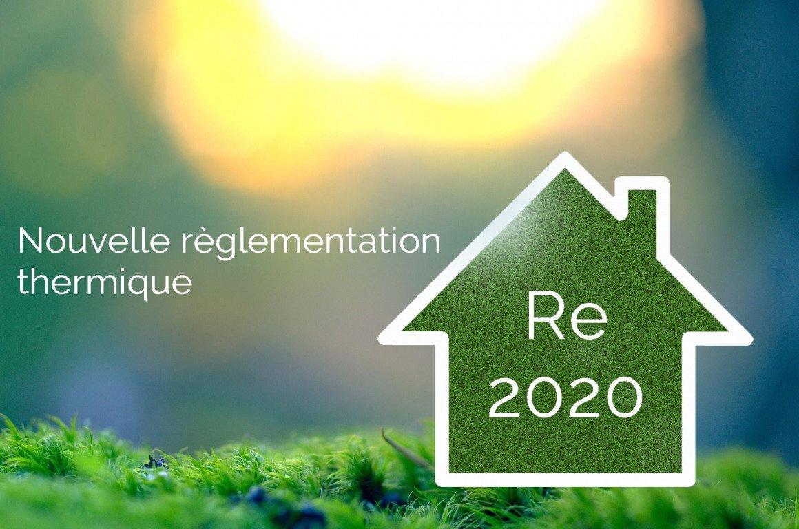 réglementation thermique Re 2020