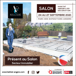 Maisons AEC sera présent Salon l'Habitat 2021 Angers (49)
