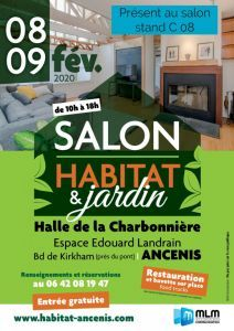 Maisons AEC sera présent Salon l'Habitat 2020 Ancenis (44)