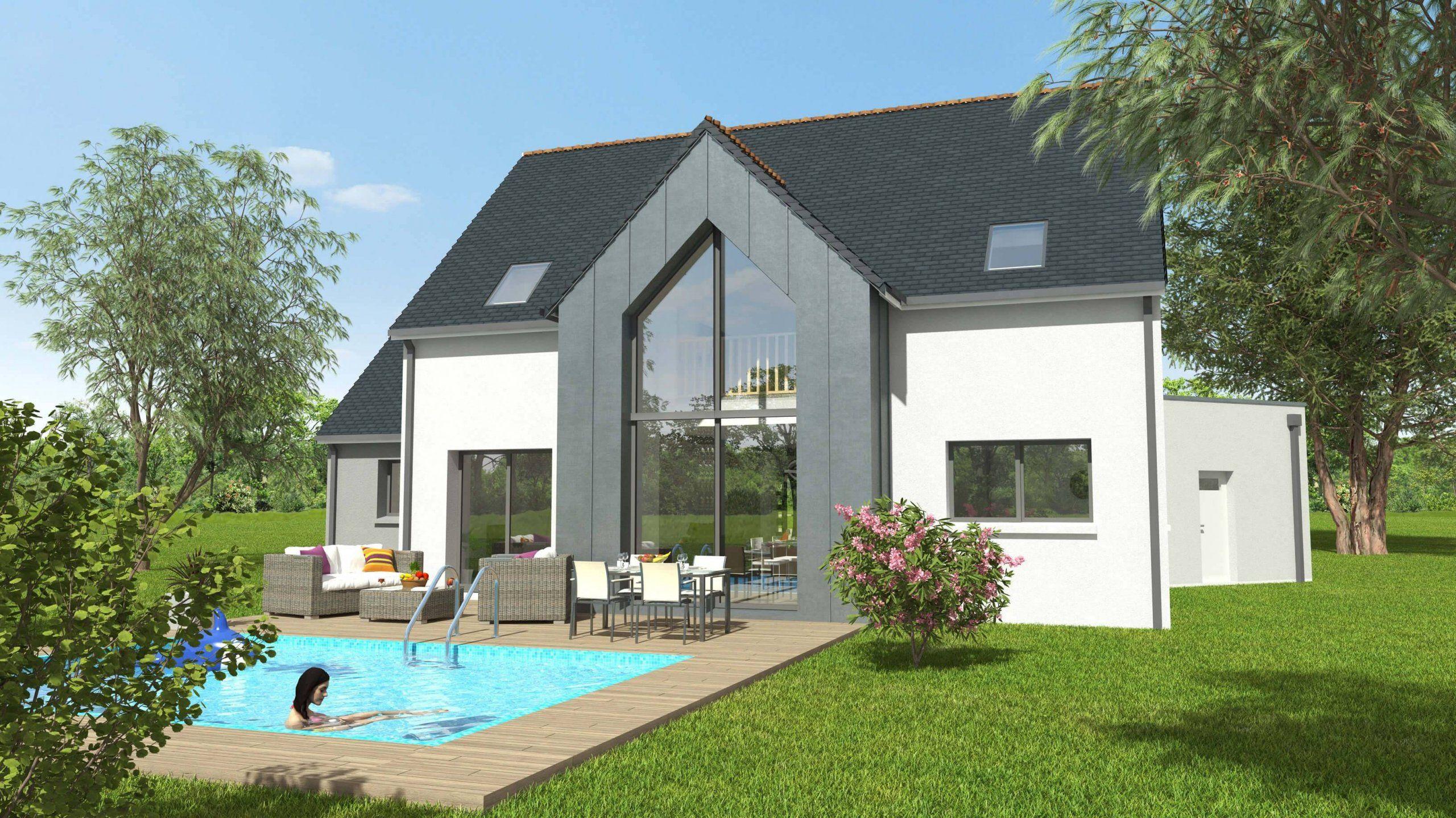 Projet Construction maison Angers