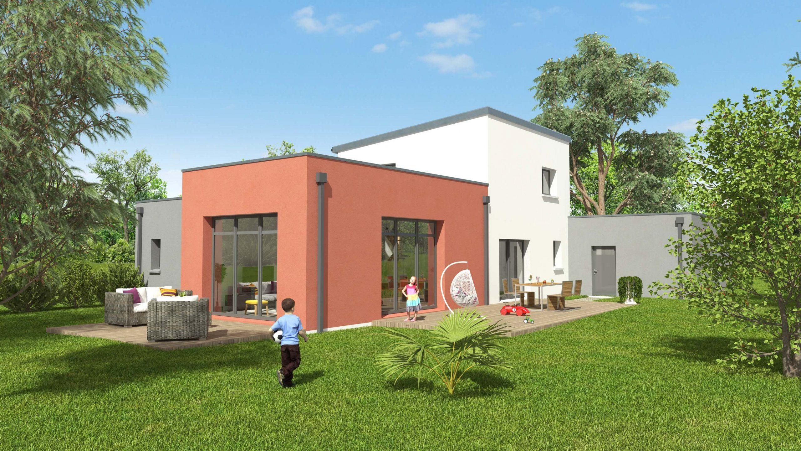 Construction maison personnalisée angers